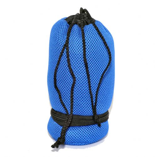 Medium Padded Camera Lens & Filter Pouch with Zipped Storage Compartment - 2 Colours